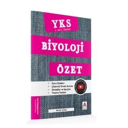 Delta Kültür Yayınları - Delta Kültür Yayınları TYT-AYT Biyoloji Özet