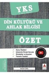 Delta Kültür Yayınları - Delta Kültür Yayınları TYT AYT Din Kültürü ve Ahlak Bilgisi Özet
