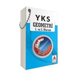 Delta Kültür Yayınları - Delta Kültür Yayınları TYT-AYT Geometri Kartları