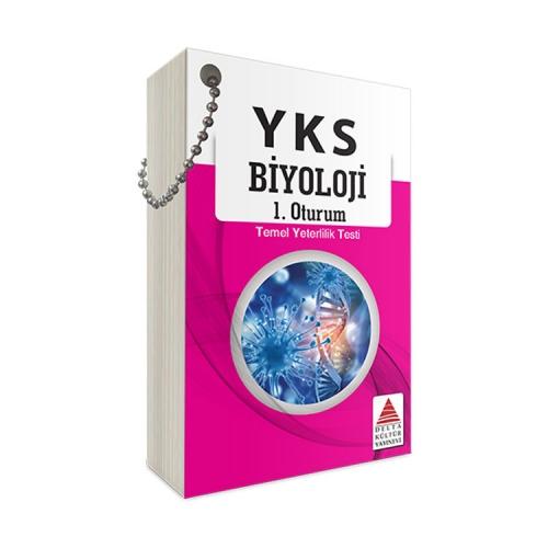 Delta Kültür Yayınları TYT Biyoloji Kartları