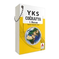 Delta Kültür Yayınları - Delta Kültür Yayınları TYT Coğrafya Kartları