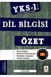 Delta Kültür Yayınları - Delta Kültür Yayınları TYT Dil Bilgisi Özet