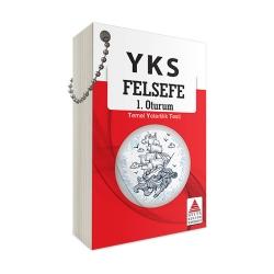 Delta Kültür Yayınları - Delta Kültür Yayınları TYT Felsefe Kartları