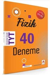 Delta Kültür Yayınları - Delta Kültür Yayınları TYT Fizik 40 Deneme