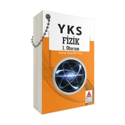 Delta Kültür Yayınları - Delta Kültür Yayınları TYT Fizik Kartları