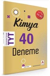 Delta Kültür Yayınları - Delta Kültür Yayınları TYT Kimya 40 Deneme
