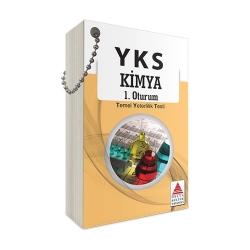 Delta Kültür Yayınları - Delta Kültür Yayınları TYT Kimya Kartları