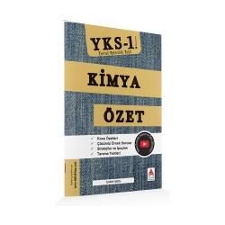 Delta Kültür Yayınları - Delta Kültür Yayınları TYT Kimya Özet