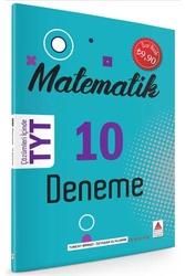 Delta Kültür Yayınları - Delta Kültür Yayınları TYT Matematik 10 Deneme