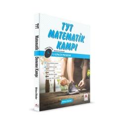 Delta Kültür Yayınları - Delta Kültür Yayınları TYT Matematik Deneme Kampı