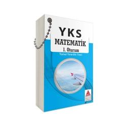Delta Kültür Yayınları - Delta Kültür Yayınları TYT Matematik Kartları