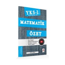 Delta Kültür Yayınları - Delta Kültür Yayınları TYT Matematik Özet