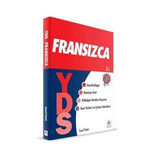 Delta Kültür Yayınları YDS Fransızca