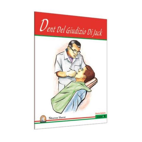 Dent Del Giuzio Di Jack İtalyanca Hikayeler - Kapadokya Yayınları