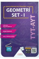 Derece Yayınları - Derece Yayınları TYT AYT Geometri Set-1