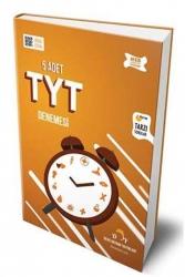 Ders Ortamı Yayınları - Ders Ortamı Yayınları 5'Li TYT Paket Deneme