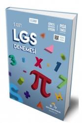 Ders Ortamı Yayınları - Ders Ortamı Yayınları 8. Sınıf LGS 5 Deneme
