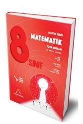 Ders Ortamı Yayınları - Ders Ortamı Yayınları 8.Sınıf LGS Matematik Soru Bankası