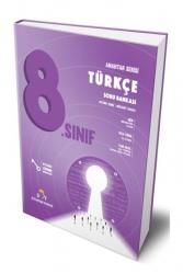 Ders Ortamı Yayınları - Ders Ortamı Yayınları 8.Sınıf LGS Türkçe Soru Bankası