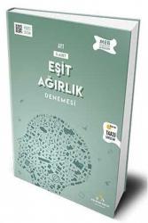 Ders Ortamı Yayınları - Ders Ortamı Yayınları AYT Eşit Ağırlık 5 li Denemesi