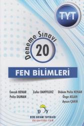 Ders Ortamı Yayınları - Ders Ortamı Yayınları TYT Fen Bilimleri 20 Deneme Sınavı