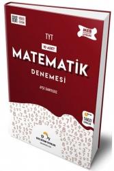 Ders Ortamı Yayınları - Ders Ortamı Yayınları TYT Matematik 10 Denemesi