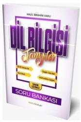 Destek Kariyer Yayınları - Destek Kariyer Yayınları 2021 KPSS TYT AYT Dil Bilgisi Çözümlü Soru Bankası