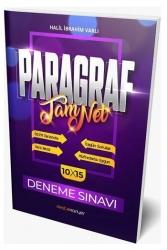 Destek Kariyer Yayınları - Destek Kariyer Yayınları 2021 KPSS TYT AYT Paragraf Tam Net Çözümlü 10x15 Deneme
