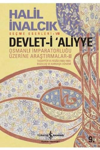 Devlet-i Aliyye II İş Bankası Kültür Yayınları