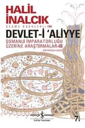 İş Bankası Kültür Yayınları - Devlet-i Aliyye III İş Bankası Kültür Yayınları