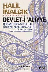 İş Bankası Kültür Yayınları - Devlet-i Aliyye İş Bankası Kültür Yayınları