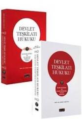 Savaş Yayınevi - Devlet Teşkilatı Hukuku 2 Cilt Ahmet Nohutçu Savaş Yayınları