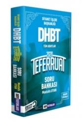 DDY Yayınları - DHBT Teferruat Serisi Tüm Adaylar İçin Çözümlü Soru Bankası DDY Yayınları