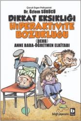 Bilgi Yayınevi - Dikkat Eksikliği Hiperaktivite Bozukluğu (DEHB) Bilgi Yayınevi