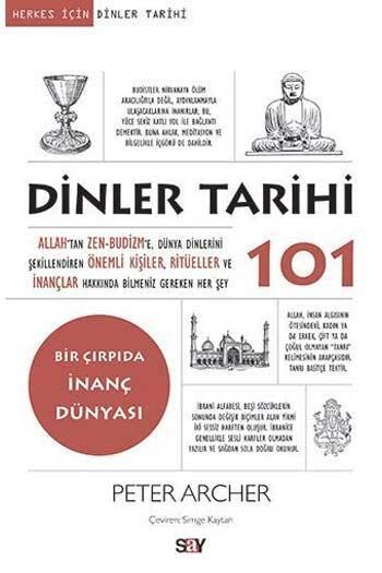 Say Yayınları - Dinler Tarihi 101 Say Yayınları