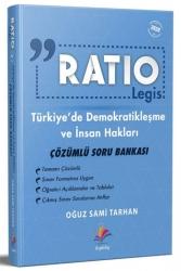 Dizgi Kitap - Dizgi Kitap 2020 Ratio İnsan Hakları ve Demokratikleşme Çözümlü Soru Bankası