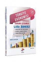 Dizgi Kitap - Dizgi Kitap 2021 Kaymakamlık Türkiye Ekonomisi Tamamı Çözümlü Soru Bankası