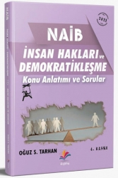 Dizgi Kitap - Dizgi Kitap 2021 NAİB İnsan Hakları ve Demokratikleşme Konu Anlatımı ve Sorular