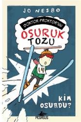 Pegasus Yayınları - Doktor Proktorun Osuruk Tozu 3 Kim Osurdu Pegasus Yayınları