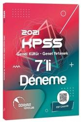 Doktrin Yayınları - Doktrin Yayınları 2021 KPSS Genel Yetenek Genel Kültür PDF Çözümlü 7 Deneme