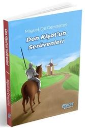 Oscar Yayınları - Don Kişot'un Serüvenleri Miguel De Cervantes Oscar Yayınları