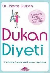 Pegasus Yayınları - Dukan Diyeti Pierre Dukan - Pegasus Yayınları