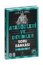 Edebiyat Sokağı - Edebiyat Sokağı 8. Sınıf Atasözleri ve Deyimler Soru Bankası