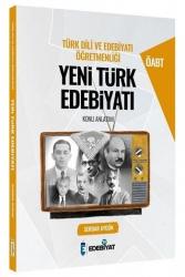 Edebiyat TV Yayınları - Edebiyat TV Yayınları 2021 ÖABT Türk Dili ve Edebiyatı Öğretmenliği Yeni Türk Edebiyatı Konu Anlatımı