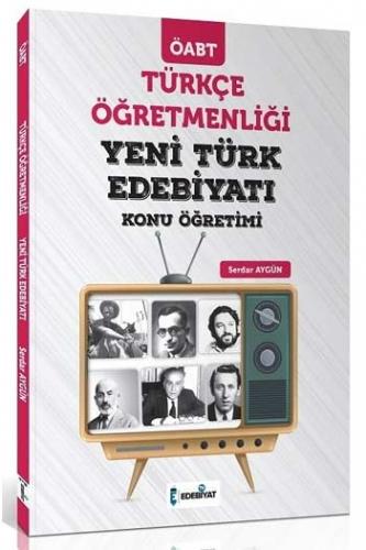 Edebiyat TV Yayınları 2020 ÖABT Türkçe Öğretmenliği Yeni Türk Edebiyatı Konu Anlatımı