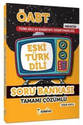 Edebiyat TV Yayınları - Edebiyat TV Yayınları 2021 ÖABT MİNYATÜR Eski Türk Dili Çözümlü Soru Bankası