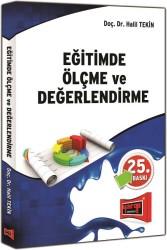 Yargı Yayınları - Eğitimde Ölçme ve Değerlendirme Halil Tekin Yargı Yayınevi