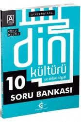 Eker Test Yayınları - Eker Test Yayınları 10.Sınıf Din Kültürü ve Ahlak Bilgisi Dinlendiren Konu Özetli Soru Bankası
