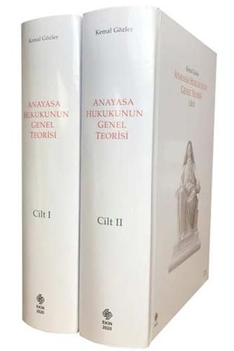 Ekin Yayınları Anayasa Hukukunun Genel Teorisi