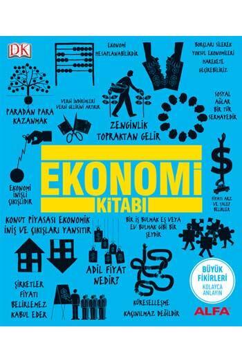 Alfa Yayınları - Ekonomi Kitabı Ciltli Alfa Yayınları